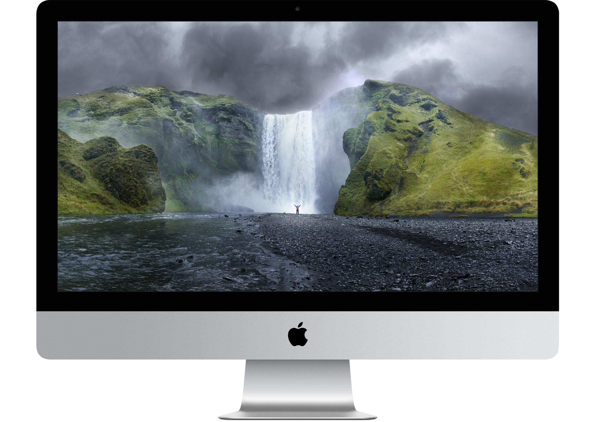 iMac com tela Retina 5K