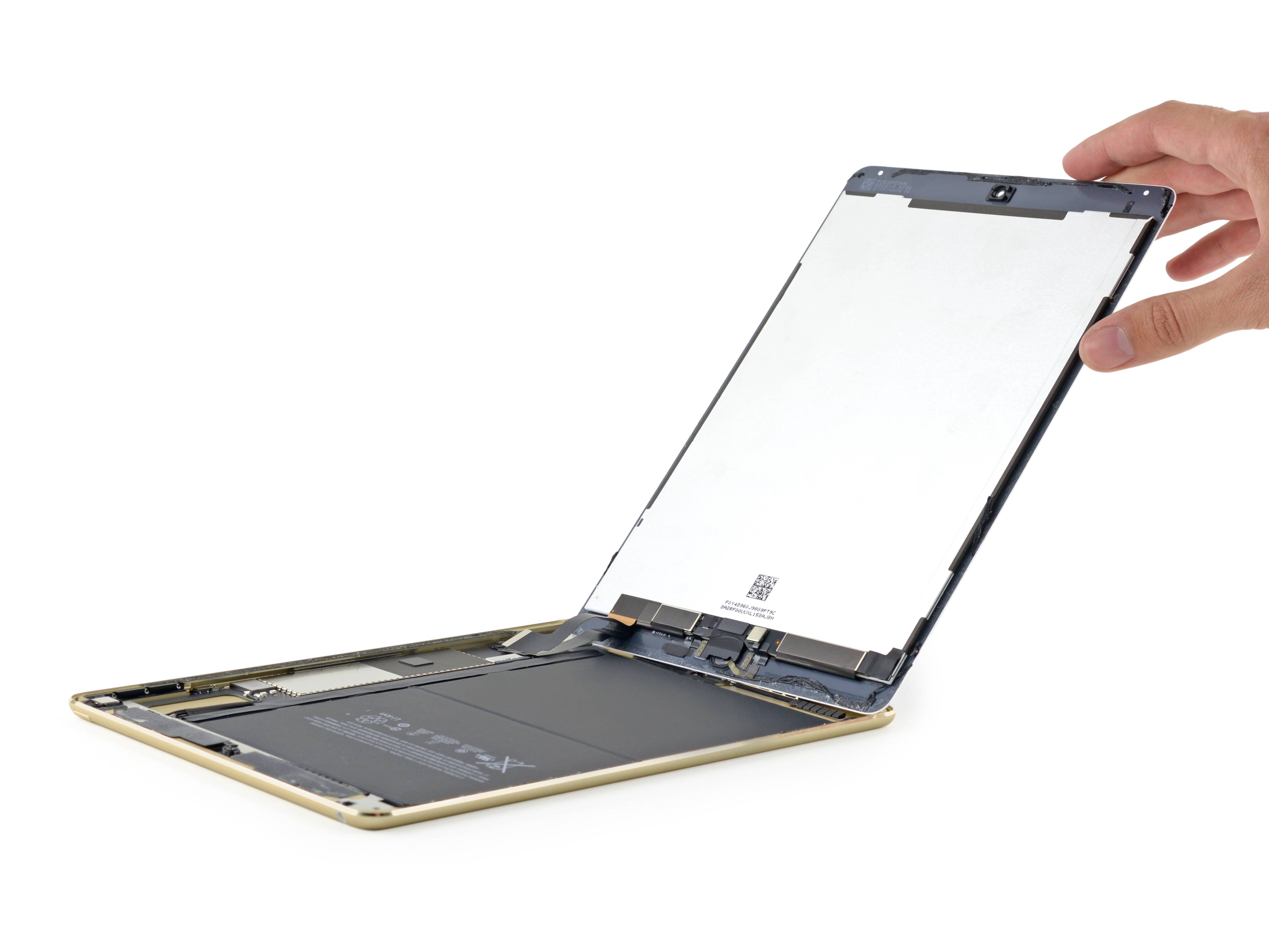 Desmontagem do iPad Air 2