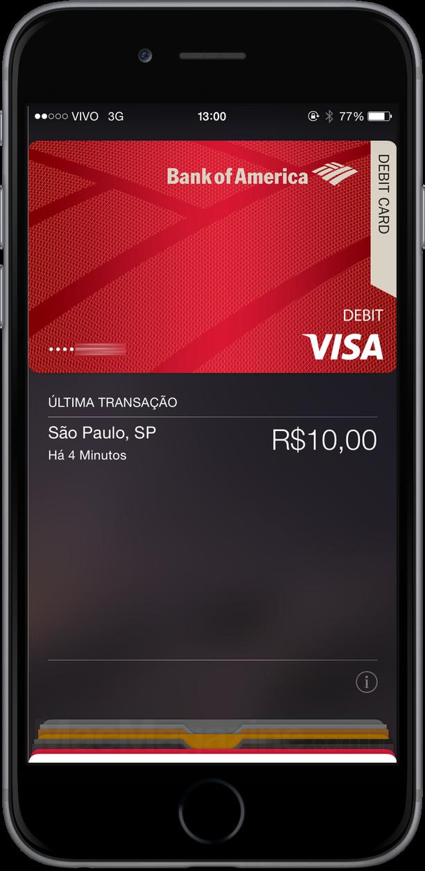 Usando o Apple Pay