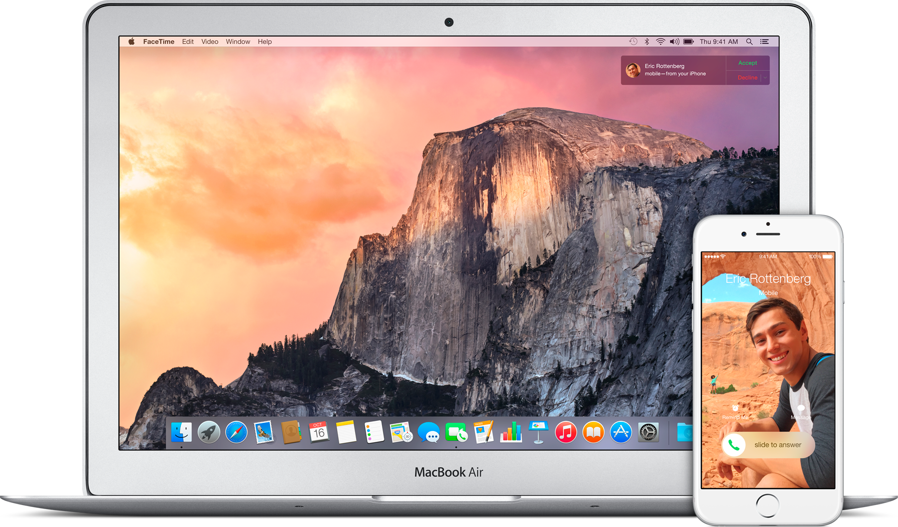 Continuidade do OS X Yosemite
