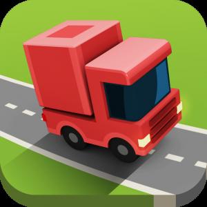 Ícone do jogo RGB Express para iOS
