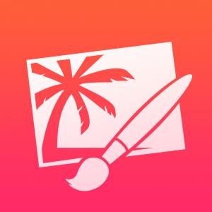 Ícone - Pixelmator para iPad