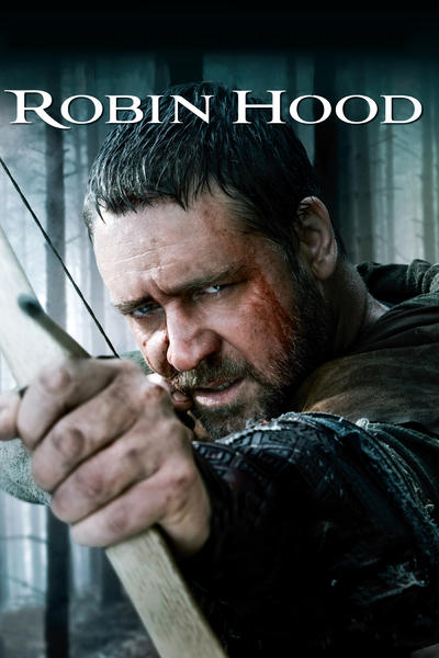 "Cartaz do filme ""Hobin Hood"""