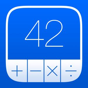 Ícone do app PCalc para iOS