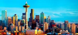 Visual da cidade de Seattle
