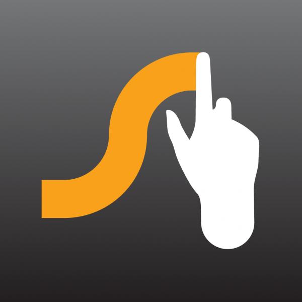 Ícone - teclado Swype para iOS