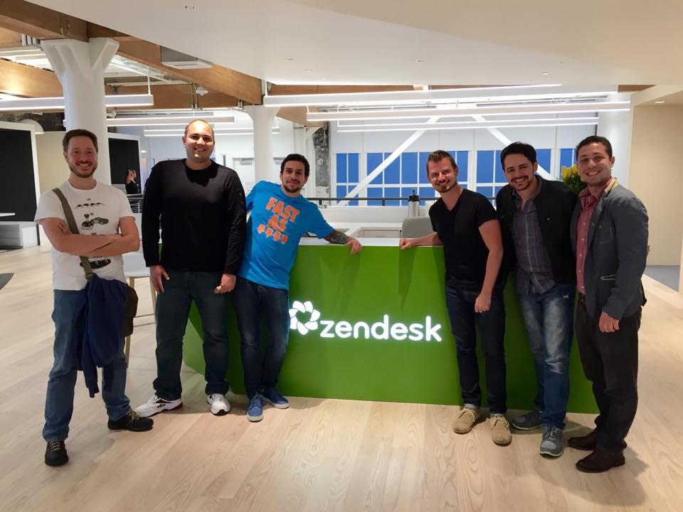 Apreendedor - Zendesk