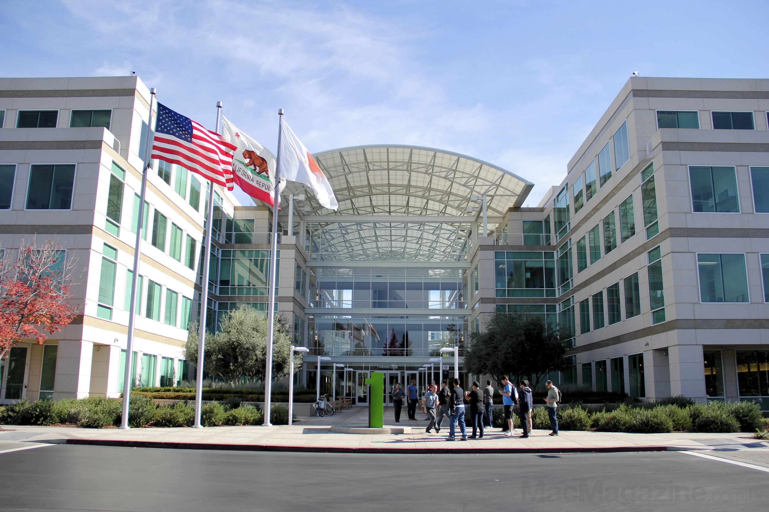 Sede da Apple (1 Infinite Loop)