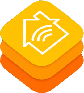 Logo do HomeKit