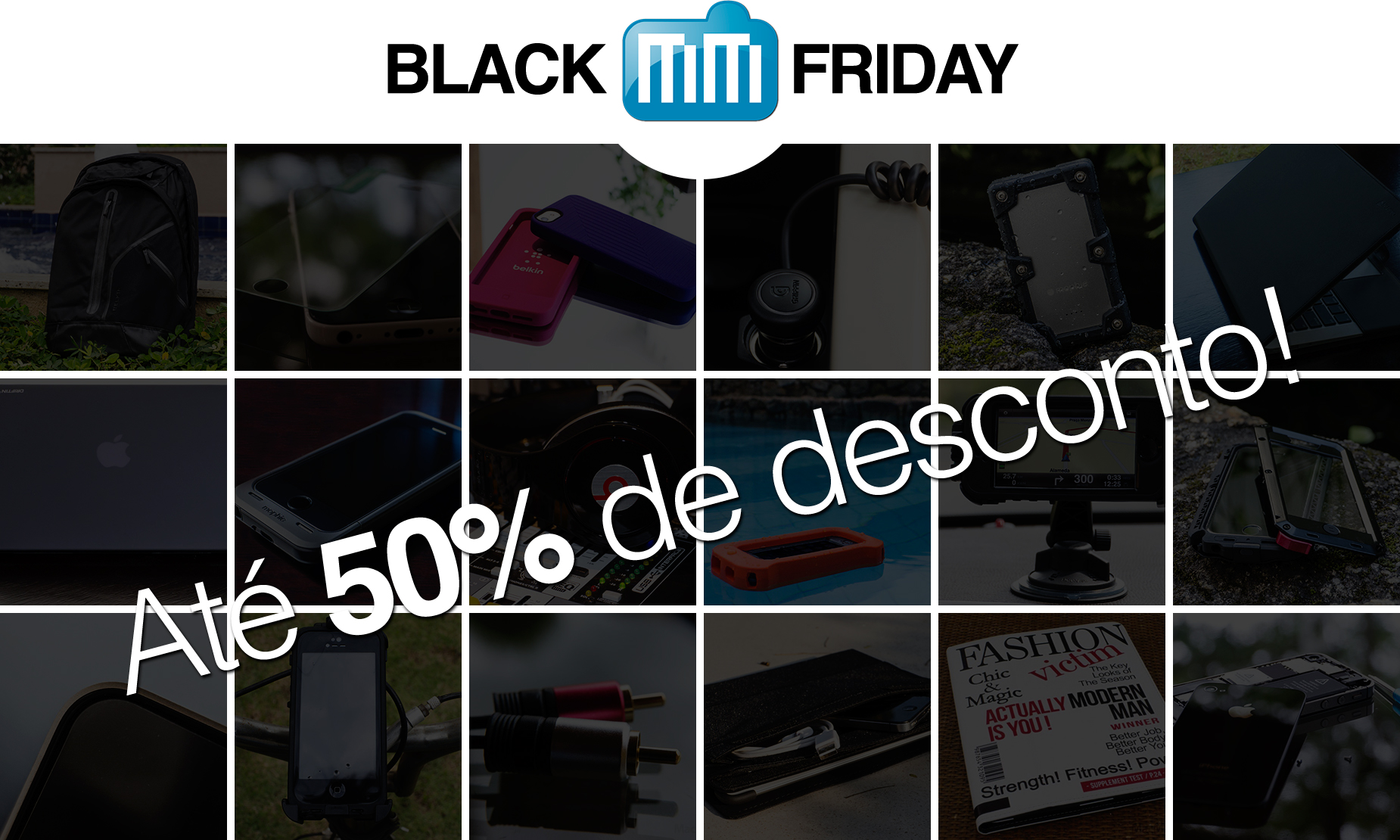 Loja MacMagazine na Black Friday 2014