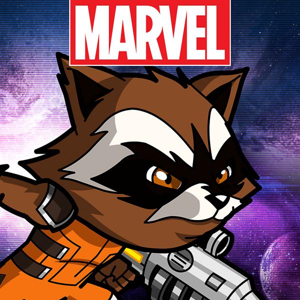 Ícone - Guardiões da Galáxia: A Arma Universal (Marvel)