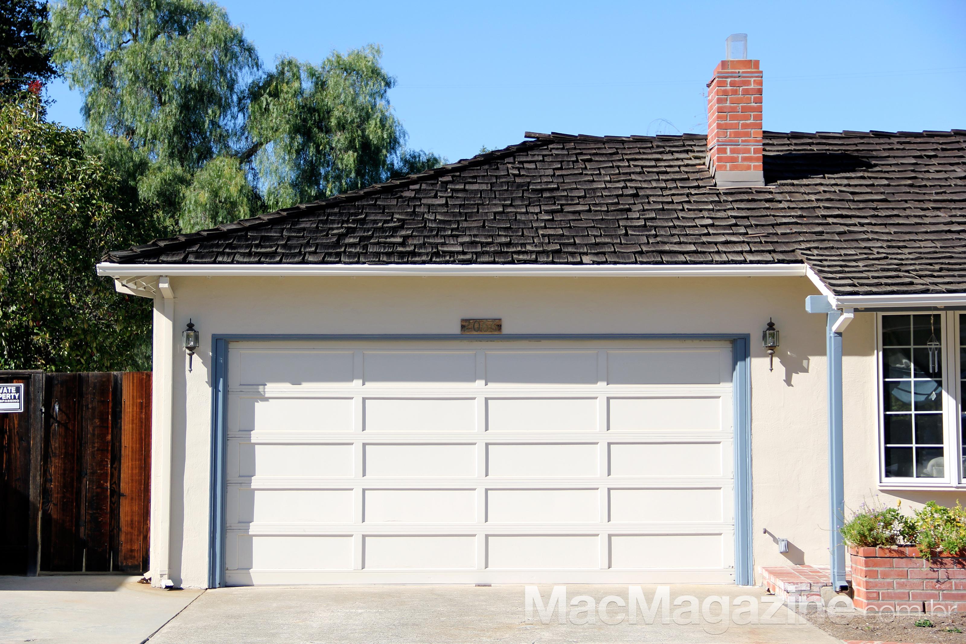 Garagem da Apple