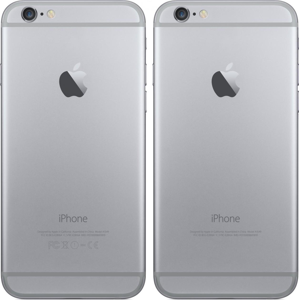 iPhone 6 sem marcações