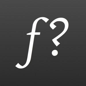 Ícone - WhatFont