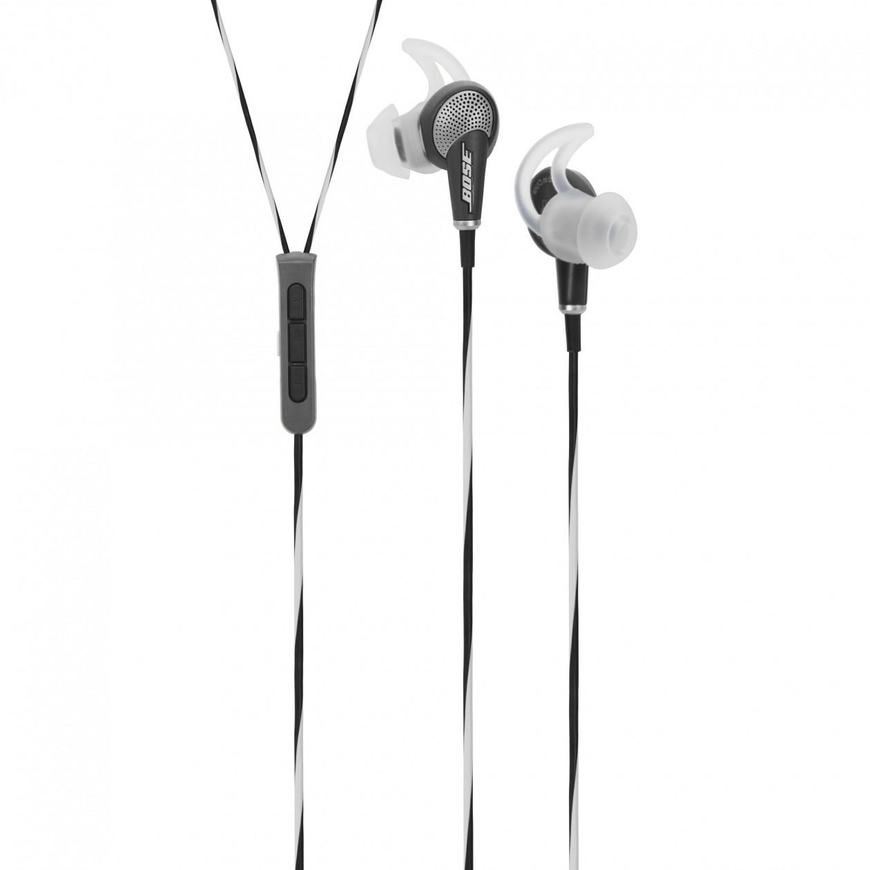 Fones de ouvido da Bose