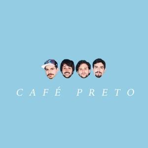 """Capa do single """"Café Preto"""""""