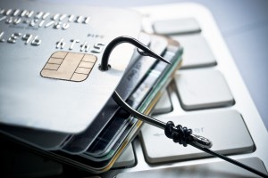 Malware/phishing com cartões de crédito