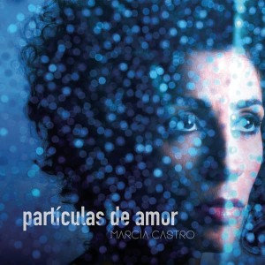 "Capa do single ""Partículas de Amor"""