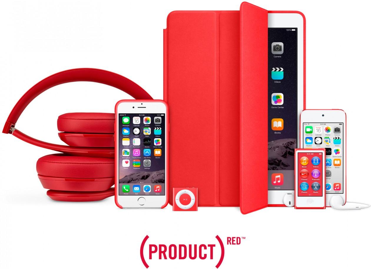 Família RED da Apple