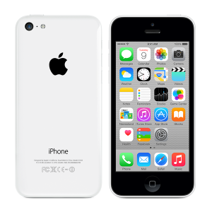 iPhone 5c branco