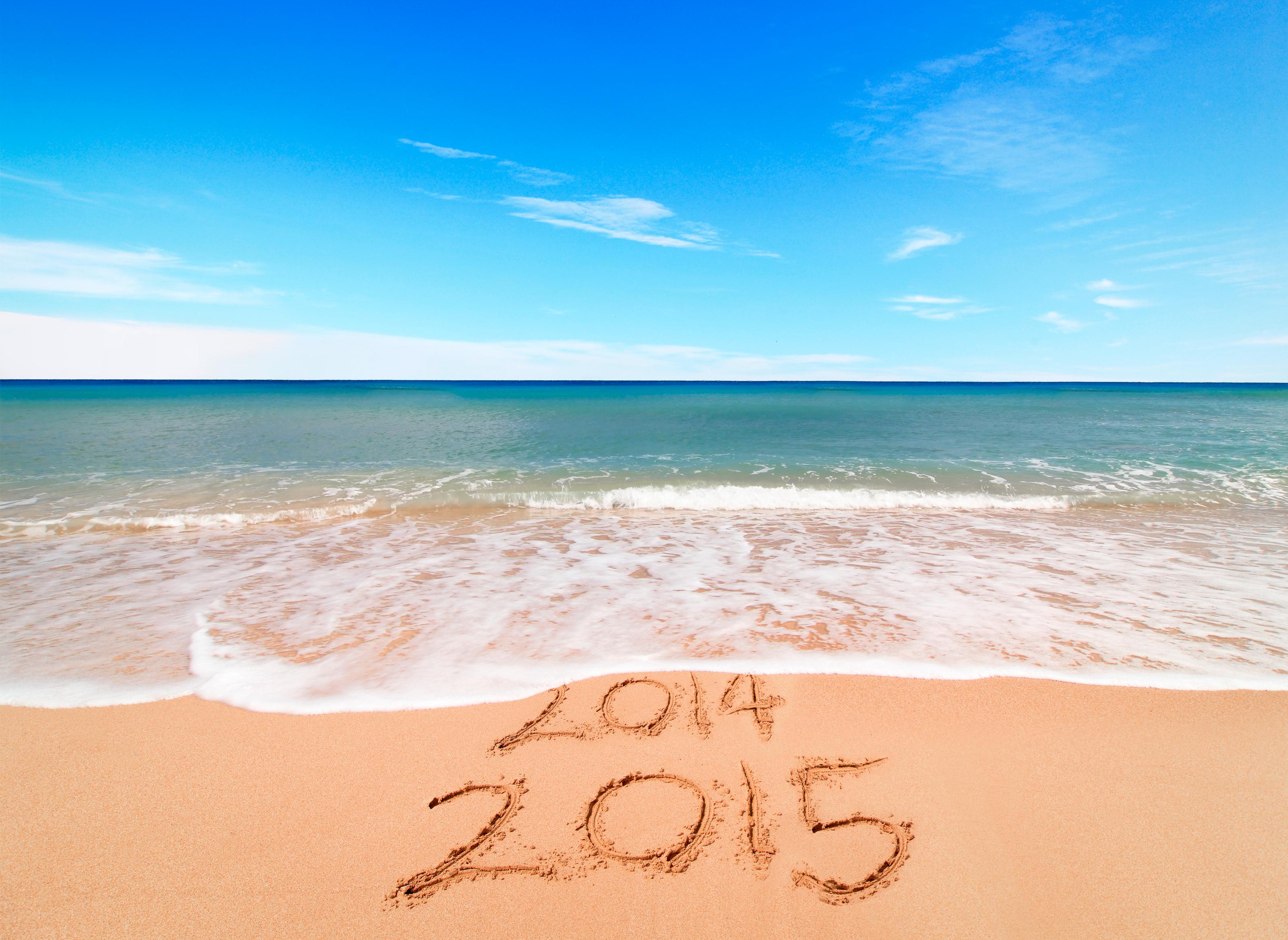 Feliz Ano Novo de 2015