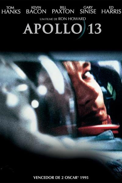 """Pôster do filme """"Apollo 13"""""""