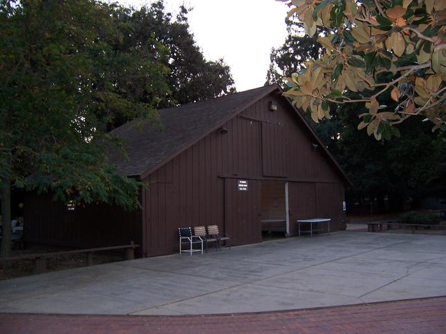 Celeiro Glendenning Ranch