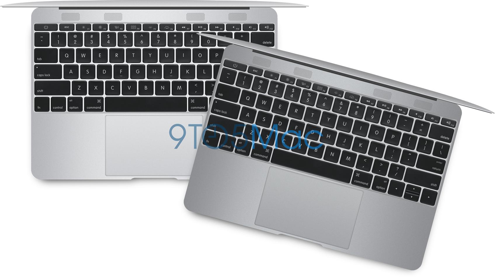 Suposto novo MacBook Air