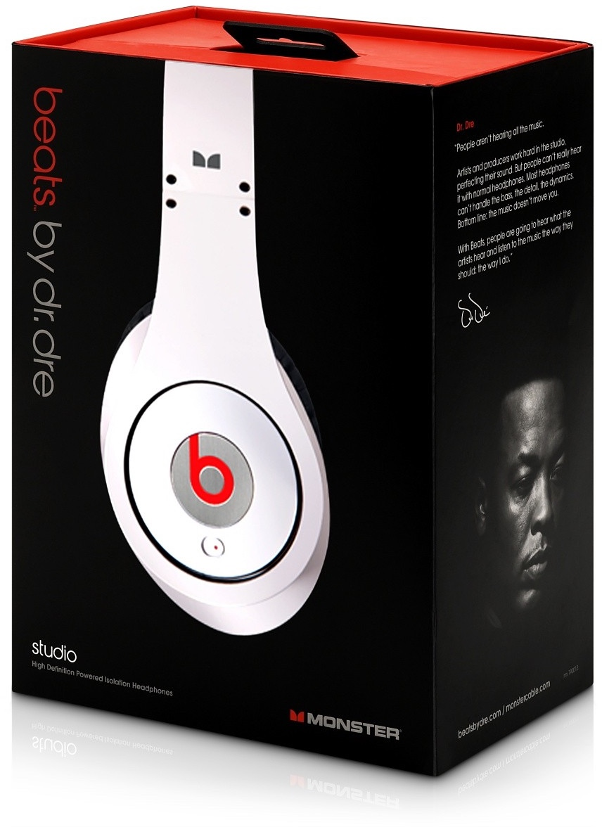 Beats by Dr. Dre e Monster