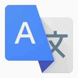 Ícone do app Google Tradutor para iOS