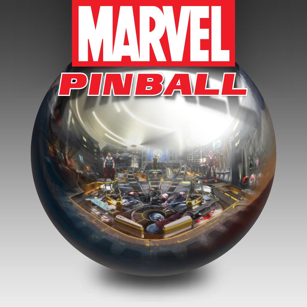 Ícone do jogo Marvel Pinball para iOS