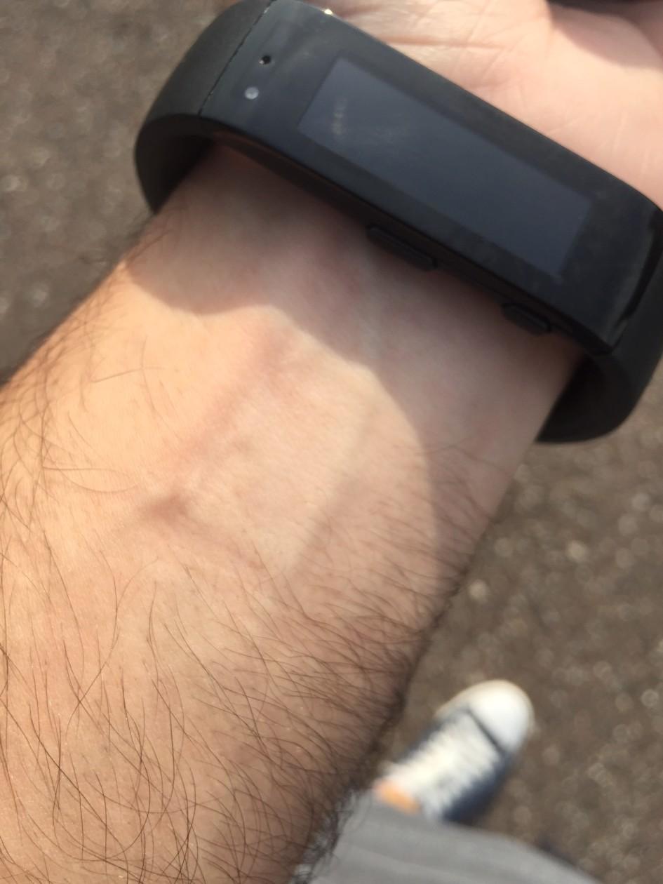 Microsoft Band - Pulso