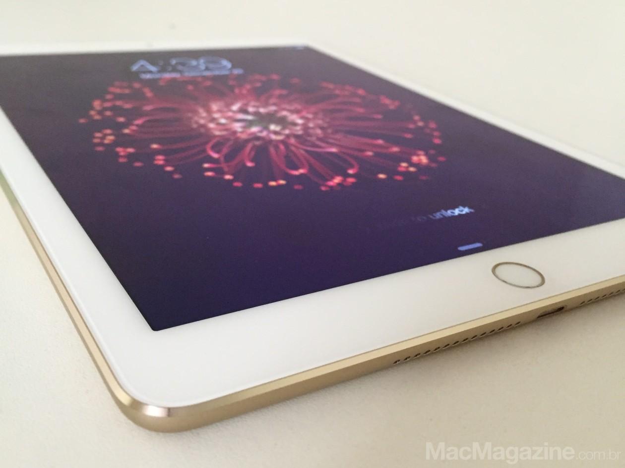 Review do iPad Air 2