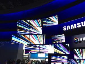 CES 2015 - Samsung