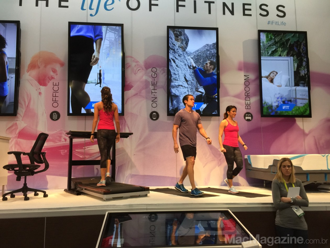 CES 2015 - Fitness
