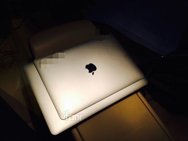 Suposta tela do novo MacBook Air