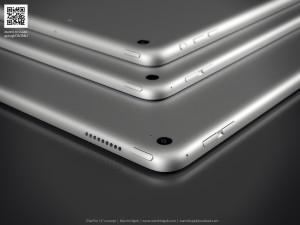 """Conceito de """"iPad Pro"""""""