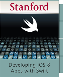 Developing iOS 8 Apps with Swift - Stanford