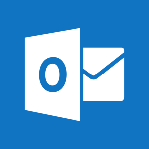 Ícone do app Outlook para iOS