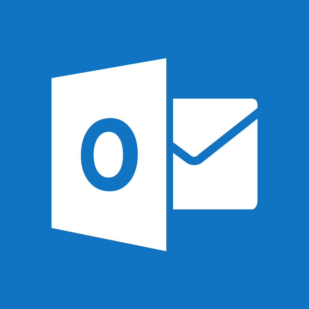 Ícone do app Outlook para iOS