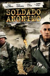 """Pôster do filme """"Soldado Anônimo"""""""