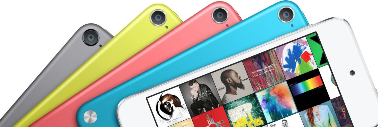 iPod touch 5 geração