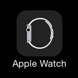 Ícone do app Apple Watch Companion