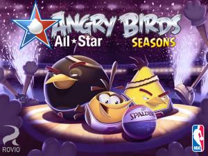 Jogo Angry Birds Seasons para iOS