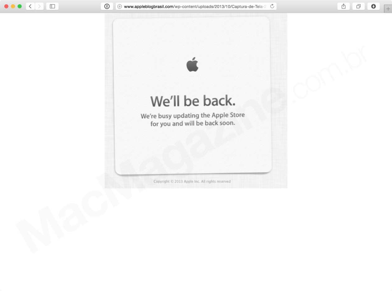 """Golpe """"phishing"""" envolvendo a Apple"""
