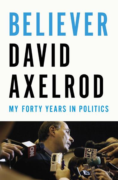 """Capa do livro """"Believer"""""""