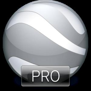 Ícone do Google Earth Pro para OS X
