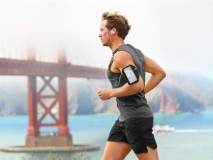 Correndo com um iPhone