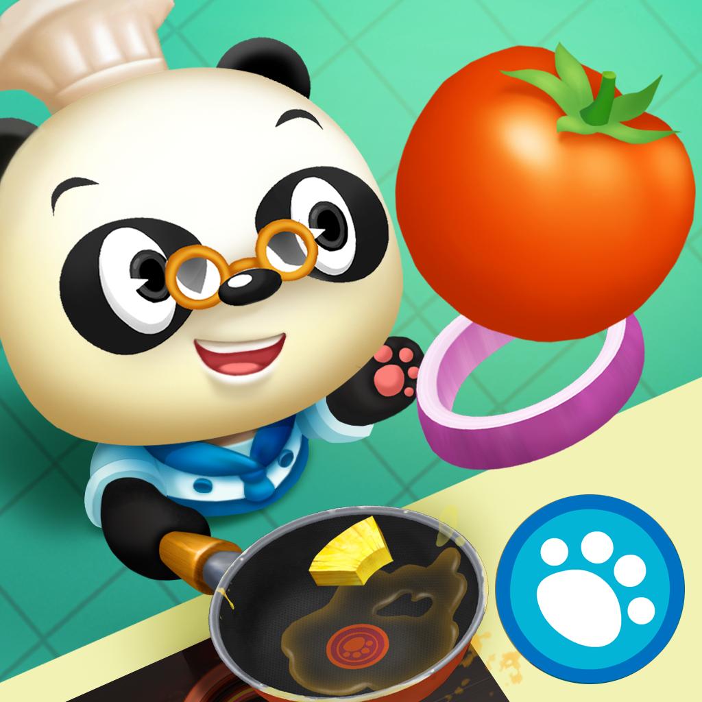 """Ícone do jogo """"O Restaurante do Dr. Panda 2"""""""