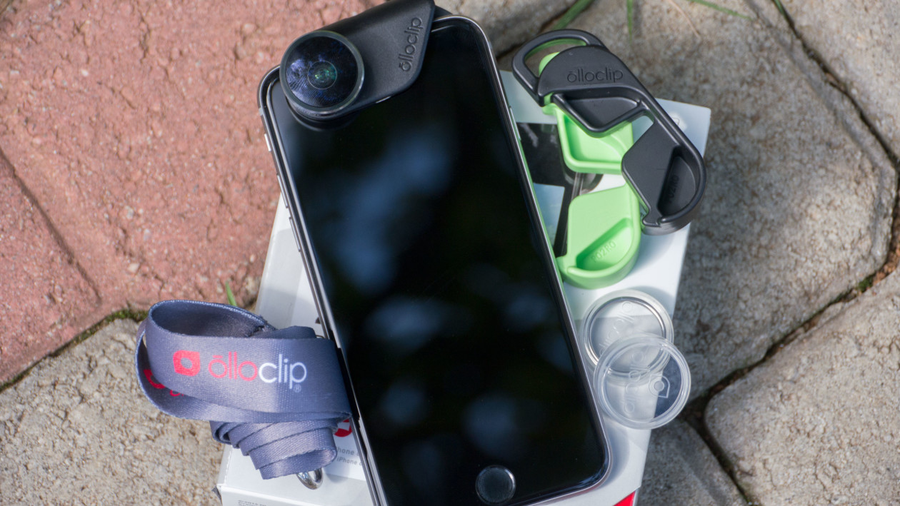 olloclip para iPhones 6 e 6 Plus